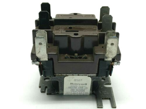 Honeywell 8507 Contactor 24V 50/60Hz