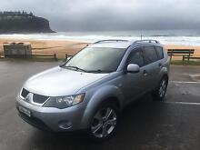 Mitsubishi Outlander Wagon One lady Owner 1st rego 2007 Newport Pittwater Area Preview