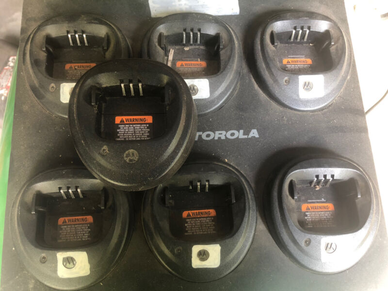 Motorola MUC Charger For CP Series - Model # WPLN4171A