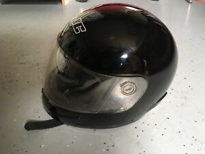 Motorcycle Helmet (Fits small)
