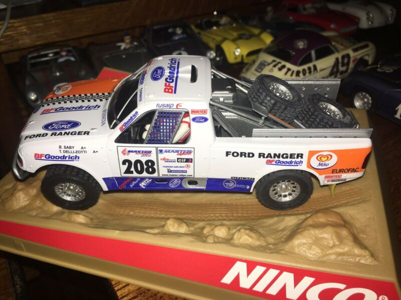 NINCO 50326 VERY COOL Pro Truck #208 Ford Ranger Bf Goodrich B.Saby-Delly Zotti