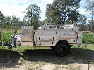 Cub Supamatic Regal Off Road Camper Trailer South Burnett Area Preview