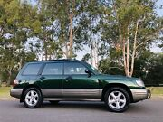 2001 Subaru Forester GT Wagon AWD Turbo LogBook Service Moorebank Liverpool Area Preview