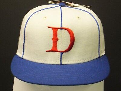 82a504a12921d Size 6 7 8 Detroit Stars 1919 Negro League Museum Replica Baseball Hat