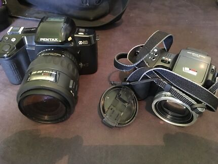 Cameras - Pentax - make an offer