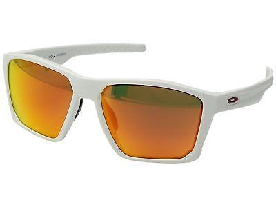 5b1e2e9901c30 Oakley Targetline Sunglasses OO9397-0358 Matte White Prizm Ruby Lens 9397 03