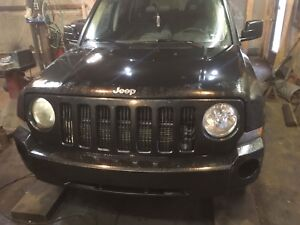 2008 Jeep Patriot 4x4 mvid for a year