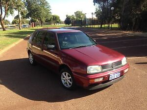Volkswagen Golf MK3 East Cannington Canning Area Preview