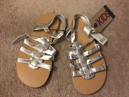 Brand new with tags - Cotton on girls sandals - Size 3 West Pennant Hills The Hills District Preview