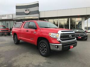 2015 Toyota Tundra SR5 TRD OFF-ROAD 4X4 Only 54KM