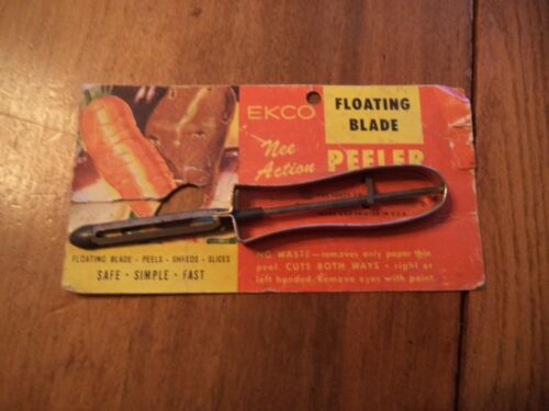 EKCO: Floating Blade Peeler NEE ACTION with packaging or wrapper