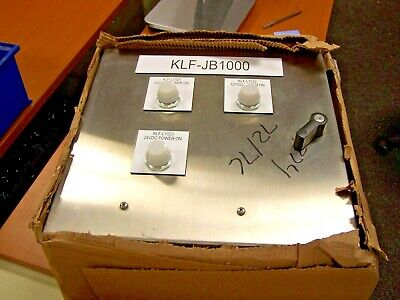 New Stainless Steel Electrical Enclosure 16x16x11 W Backplate Csd161610ss
