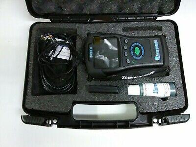 Danatronics Echo 9dlw Ultrasonic Thickness Gauge Flaw Detector Ndt Olympus Ge