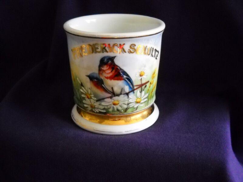 Antique Personalized Shaving Mug