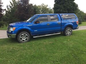 2011 Ford F150 4X4 SuperCrew XTR Pickup