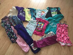 Girls Clothing Lot Sz 6/7