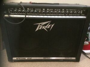 Peavey transitive special with effects