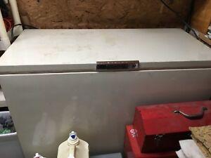 Viking chest freezer