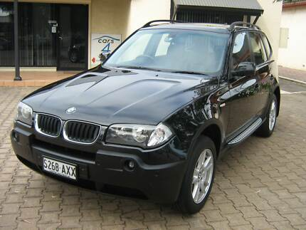 2005 BMW X3 E83 SUV 4x4 AUTO 128,669 KMS