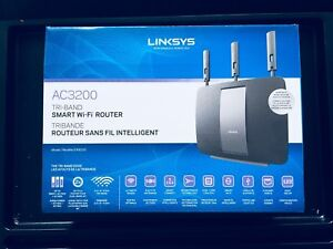 Linksys EA9200 (ac3200) Tri-band smart wi-fi router