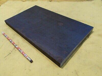 A-36 Steel Flat Bar Stock Tool Die Machine Shop Plate Stock 34 X 7 X 12 Oal