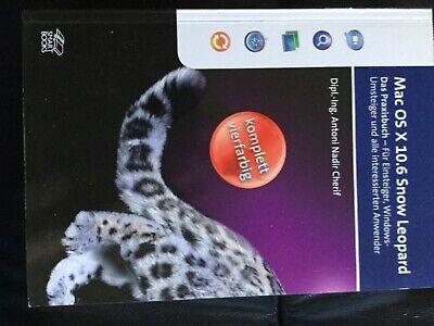 Gebraucht, mac OS Snow Leopard Buch gebraucht kaufen  Wiesbaden