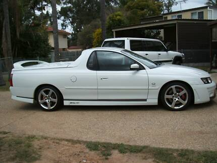 2003 VY HOLDEN HSV R8 MALOO UTE Logan Central Logan Area Preview