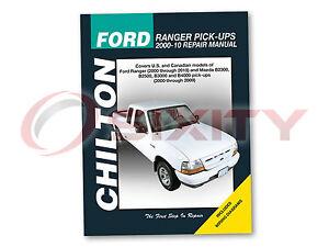 2003 ford ranger repair manual pdf