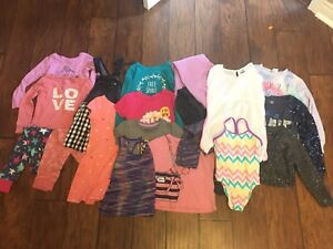 Girls clothing loot size 5/6