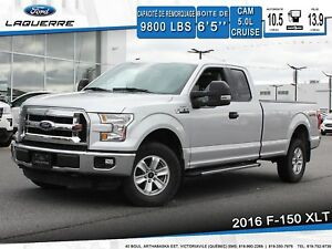 2016 Ford F-150 XLT **CAM*BLUETOOTH*CRUISE**