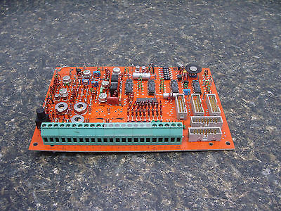 BBC BROWN BOVERIGNT0322600 R1 PCB CARD IS REPAIRED WITH A 30 DAY WARRANTY