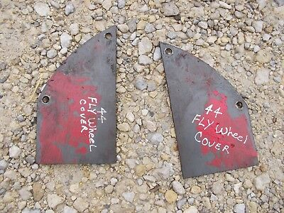 Massey Harris 44 Tractor Mh Flywheel Inspection Cover