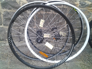 Refurbished bike bicycle wheels, 700 front hybrid disc brake Maribyrnong Maribyrnong Area Preview