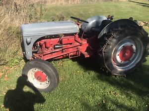 Ford Harris Tractor
