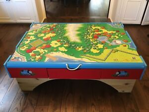 Thomas The Train Trundle Table