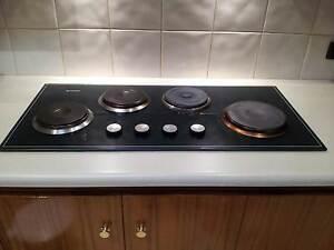 Simpson Hot Plate Cooktop Kensington Park Burnside Area Preview