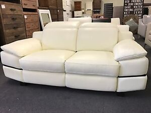 LEATHER RECLINER SOFA ON SALE !! LEATHER RECLINER SOFA ON SALE Inner Sydney Preview