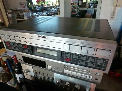Nice reVox  B 226 B226 CD player with famous  DAC  TDA1541 & Philips CDM-1 laser