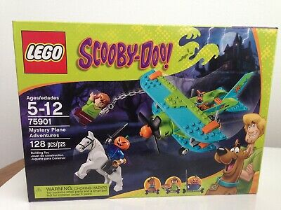 LEGO Scooby-Doo 75901 Mystery Plane Adventures NEW FACTORY SEALED BOX *RETIRED*