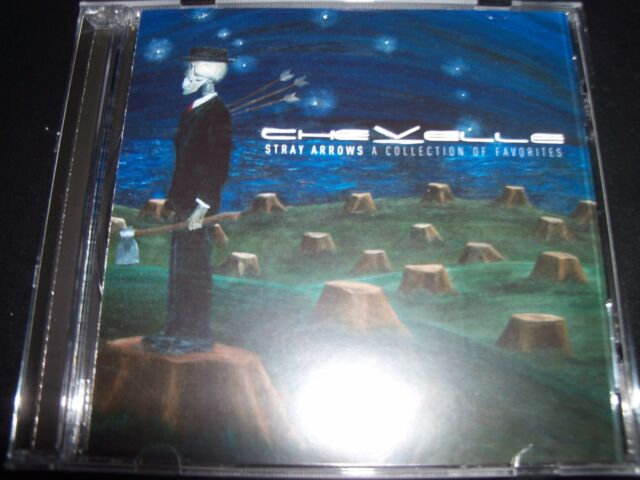 Chevelle Stray Arrows A Collection Of Favourites (Australia) CD – Like New