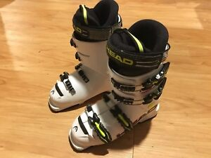 REDUCED: Head Raptor Flex 50 junior ski boots