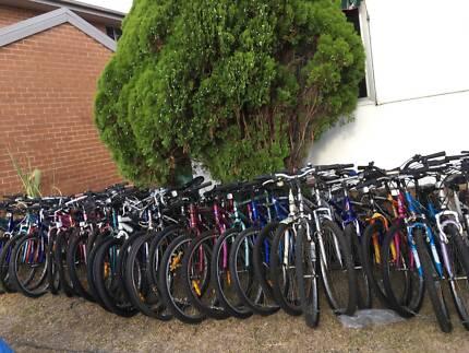 REFURBISHED BICYCLES $40 each!!