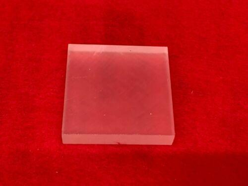 Bicron BC412 Plastic Scintillator 5x5x1cm CosmicWatch Muon Detector (UNPOLISHED)