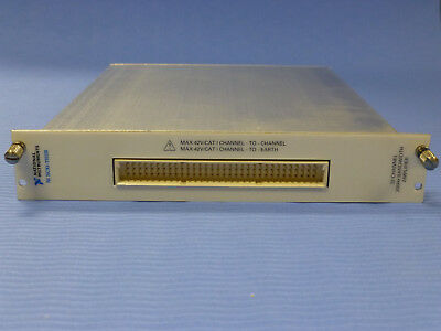 National Instruments Ni Scxi-1102b Voltage Input Module