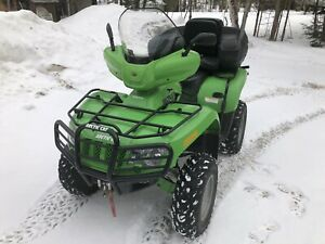 2009 arctic cat 400.