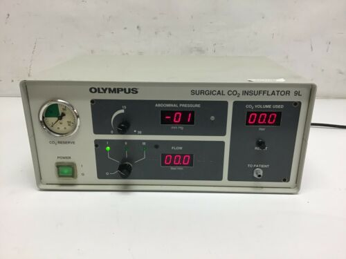 Olympus 9L Surgical CO2 Insufflator 09L-122200 94070034
