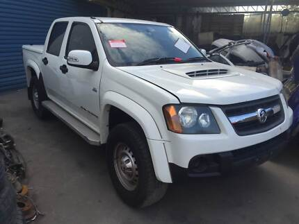 NOW WRECKING HOLDEN COLORADO 07/08-12/11 MANY PARTS AVAILABLE!! Logan Central Logan Area Preview