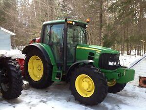 Tracteur John Deere 6430