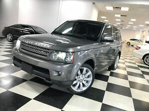 2011 Land Rover Range Rover Sport Supercharged FULLY LOADED#1...