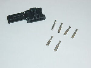 peugeot feu arri re connecteur kit noir type 207 307 308 lampe ebay. Black Bedroom Furniture Sets. Home Design Ideas